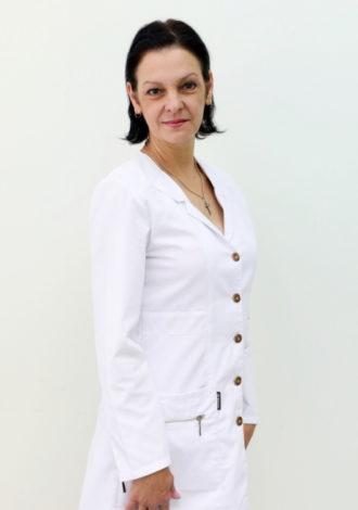 Irzhanenko Elena Anatolievna
